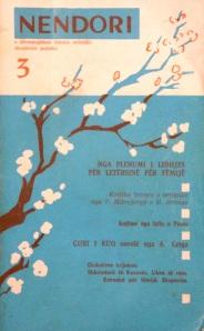 Nendori 9_Mars 1971 cover