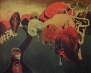 Vilson Kilica, Peisazh, 1993