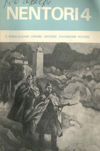 Nentori, April 1965 cover