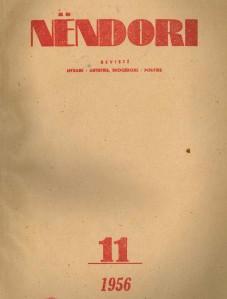 cover_Nendori 11 1956